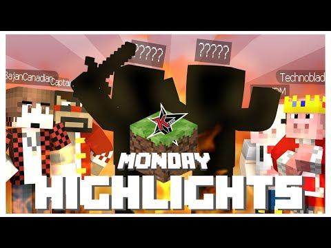 Minecraft Monday Week 8 Highlights
