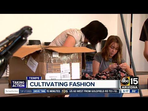 Tempe incubator helping fashion designers thrive in Arizona