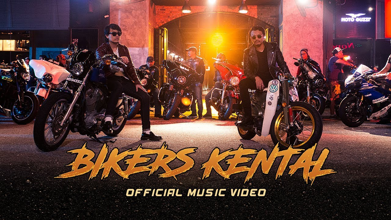 Download Bikers Kental (OST Bikers Kental 2) - Akim Ahmad & Faizal Tahir