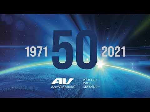 AeroVironment Future State Anthem Video
