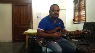 Muskurata Hua Gul Khilata Hua Mera Yaar (Lahu Ke Do Rang-1979) Guitar Cover/Tabs