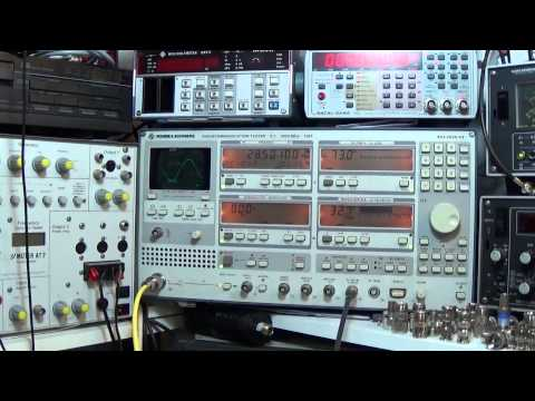 #47 HAM/ CB Radio repair: Maas DX 5000 with frequency error