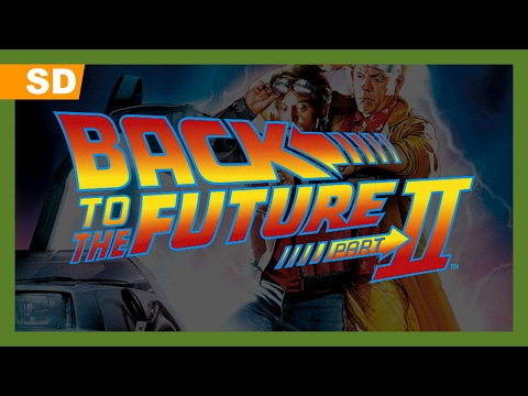 Back to the Future Part II trailers