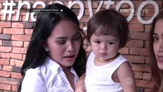 Jessica Iskandar Percaya Titip Anak Pada Sahabatnya