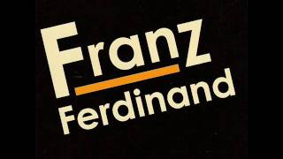 Watch Franz Ferdinand Jacqueline video
