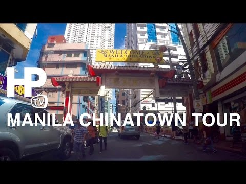 Manila Chinatown Binondo Walking Tour Overview by HourPhilippines.com