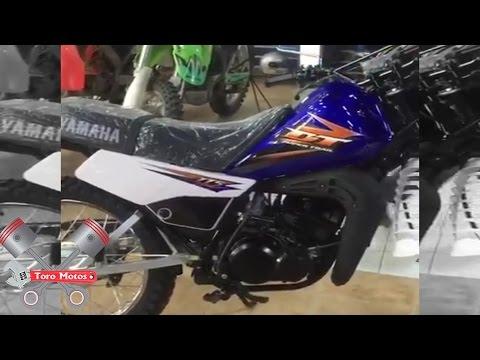 Yamaha DT 175 Año 2017 Amor Por Las 2 Tiempos | ToroMotos