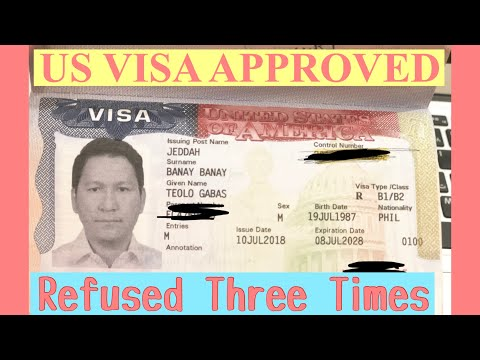 My U.S Tourist Visa Experience In Jeddah Saudi Arabia