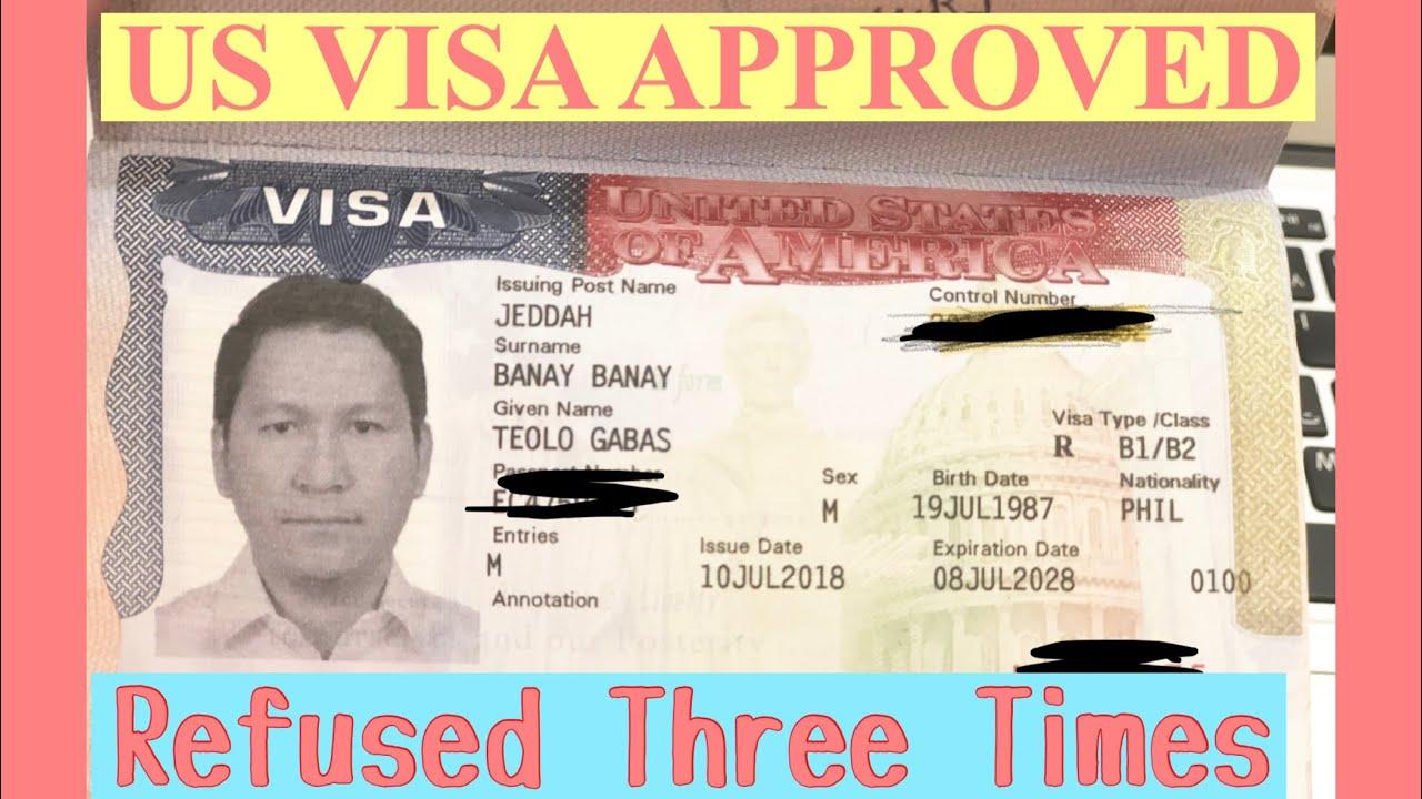 My U S Tourist Visa Experience in Jeddah Saudi Arabia