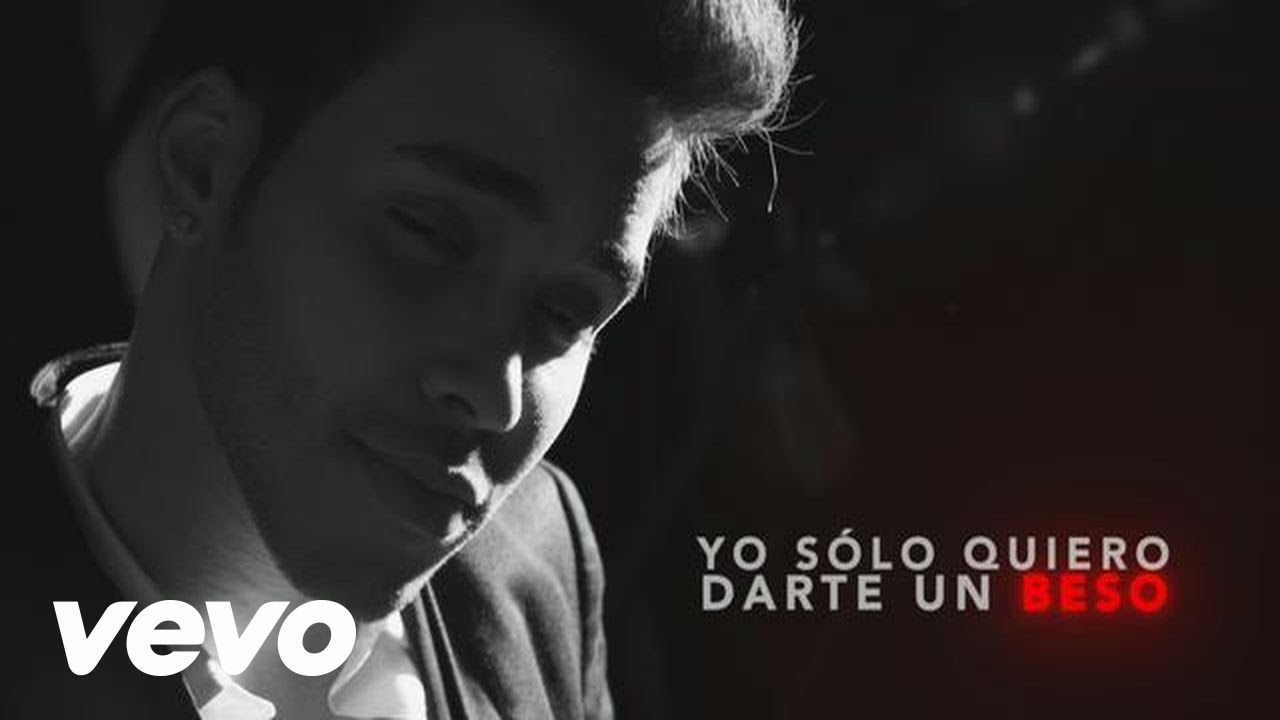 Prince Royce Darte Un Beso Lyric Youtube