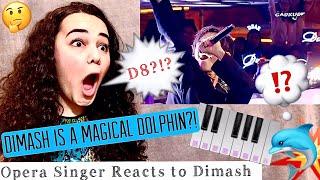 Opera Singer Reacts to Dimash - Unforgettable Day Gakku Concert