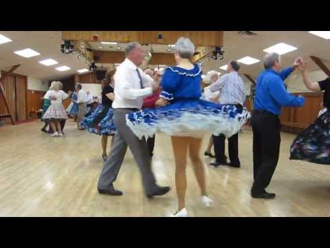 "78 TOM MILLER SINGS/CALLS ""OVER THE RAINBOW"" SQUARE DANCE AT SPRING GULCH"