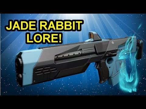 Destiny 2 Lore Jade Rabbit | Myelin Games