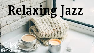 January Coffee Jazz - Relax Winter Jazz Music Instrumental Background for Study, Work
