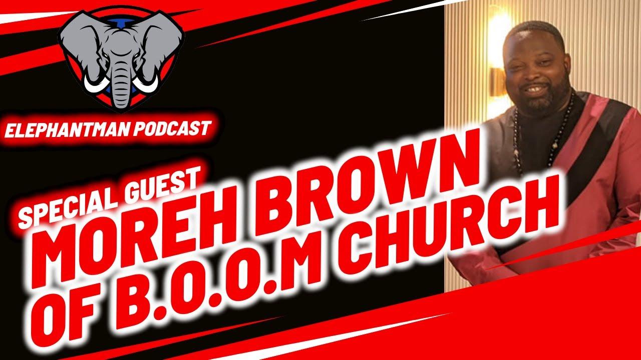 Moreh William Brown Monday Sept. 27th  7:15 PM