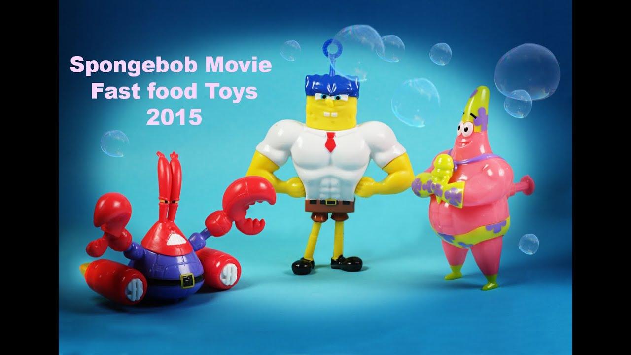 Spongebob Fast Food