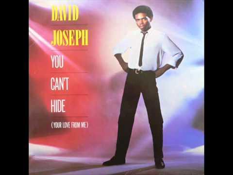 David Joseph Lets Live It Up Nite People