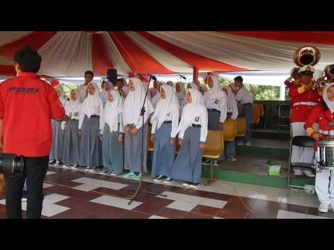 Selamat Datang Pahlawan Muda (HUT RI ke 71 Tingkat Kabupaten Cirebon)