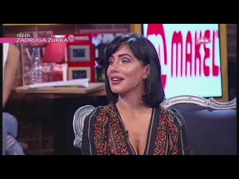 Aleksandra Subotić i David o njihovoj vezi i raskidu (Ami G Show S11)