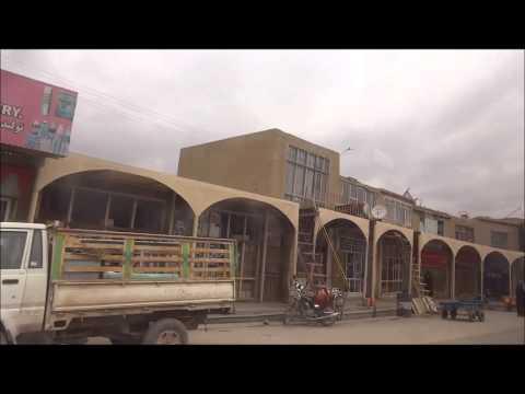Afghanistan: Driving in Bamyan  アフガニスタン:バーミヤンをドライブ