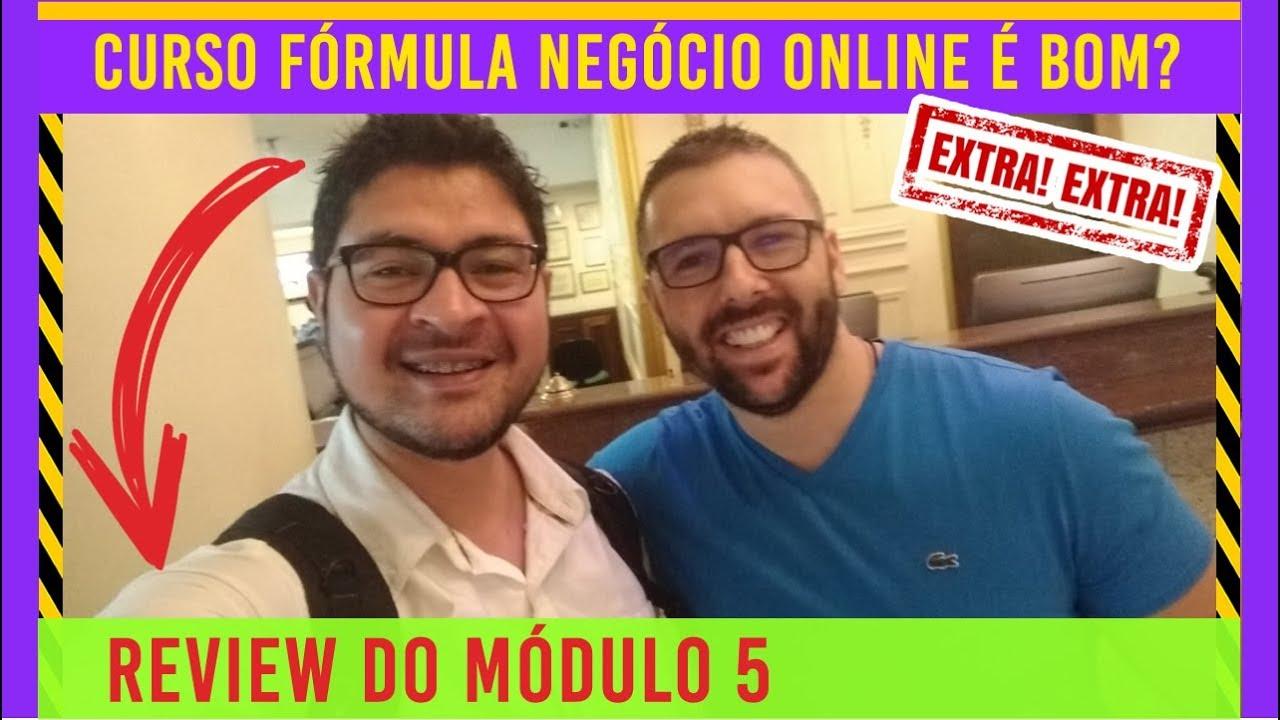 formula negócio online curso