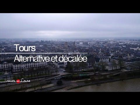 Vues sur Loire : Tours, alternative et décalée