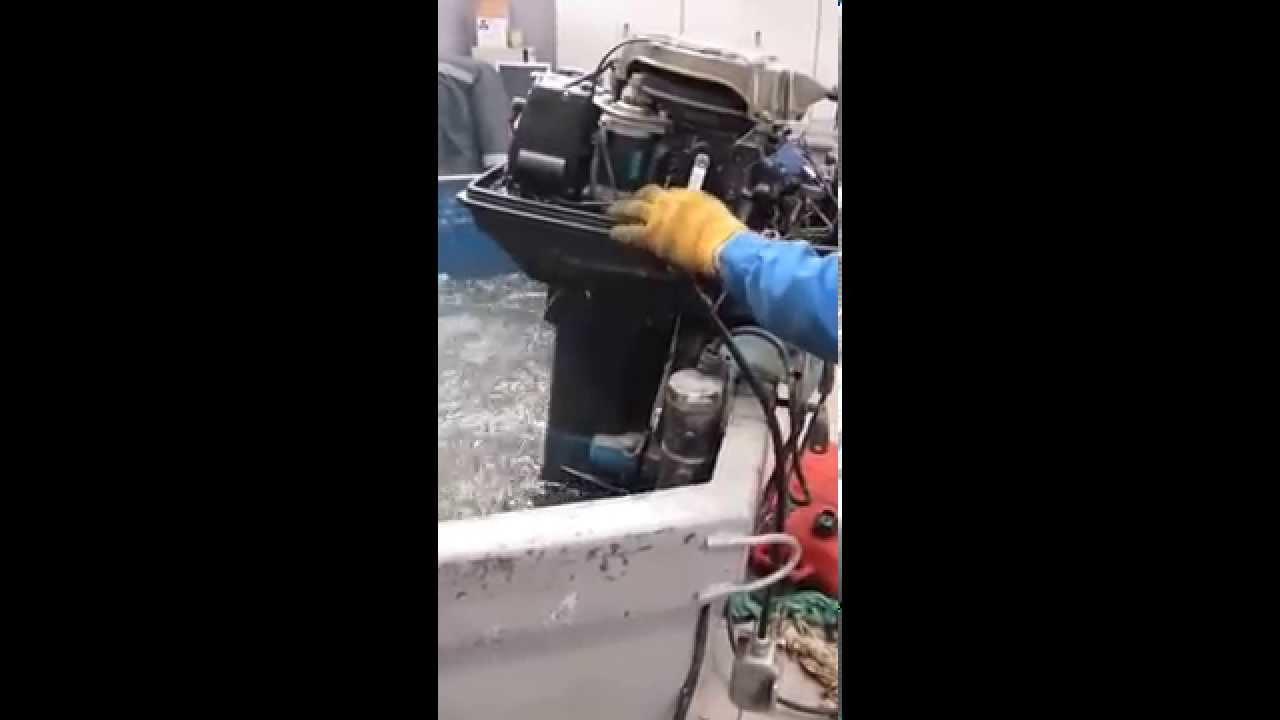 Лодочный мотор Suzuki 2.5 Стоит ли брать? - YouTube