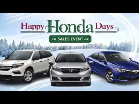 Cleo Bay Honda >> Happy Honda Days Sales Event In Killeen At Cleo Bay Honda