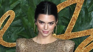 Kendall Jenner Totally Naked in Jaw-Dropping New Italian Vogue Spread