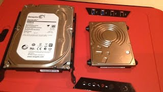 3.5In 7200RPM vs 2.5In 5400RPM Hard Drive Comparison