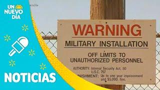 Área 51: ¿Qué secretos esconde esta base militar?   Un Nuevo Día   Telemundo