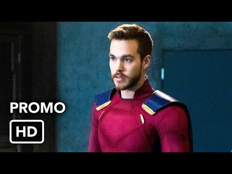 """Supergirl 3x15 Promo """"In Search of Lost Time"""" (HD) Season 3 Episode 15 Promo"""
