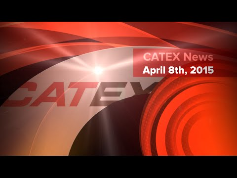 CATEX News for April 8th, 2015: Washington DC power supply blinks
