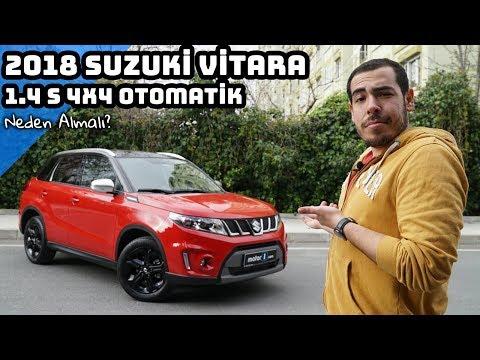 2018 Suzuki Vitara 1.4 S 4x4 Otomatik | Neden Almalı ? (English Subtitled)