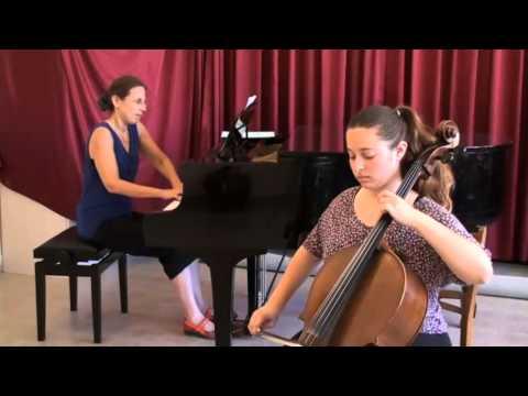 Paul Ben Haim Canzona Cello Concerto