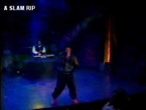 craig mack - flava in ya ear ( LIVE ) 1994