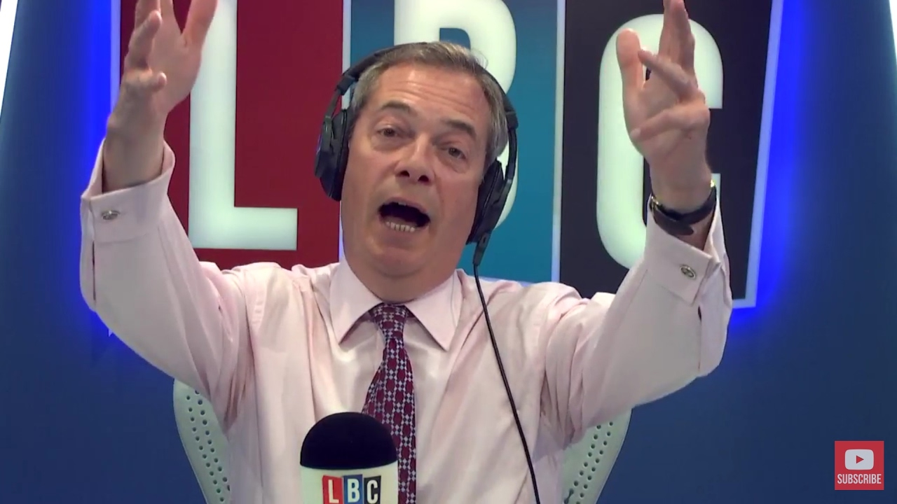 France elections 2017 live - The Nigel Farage Show The French Elections Live Lbc 24th April 2017