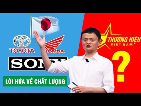 Lời Hứa Của Thương Hiệu Việt...