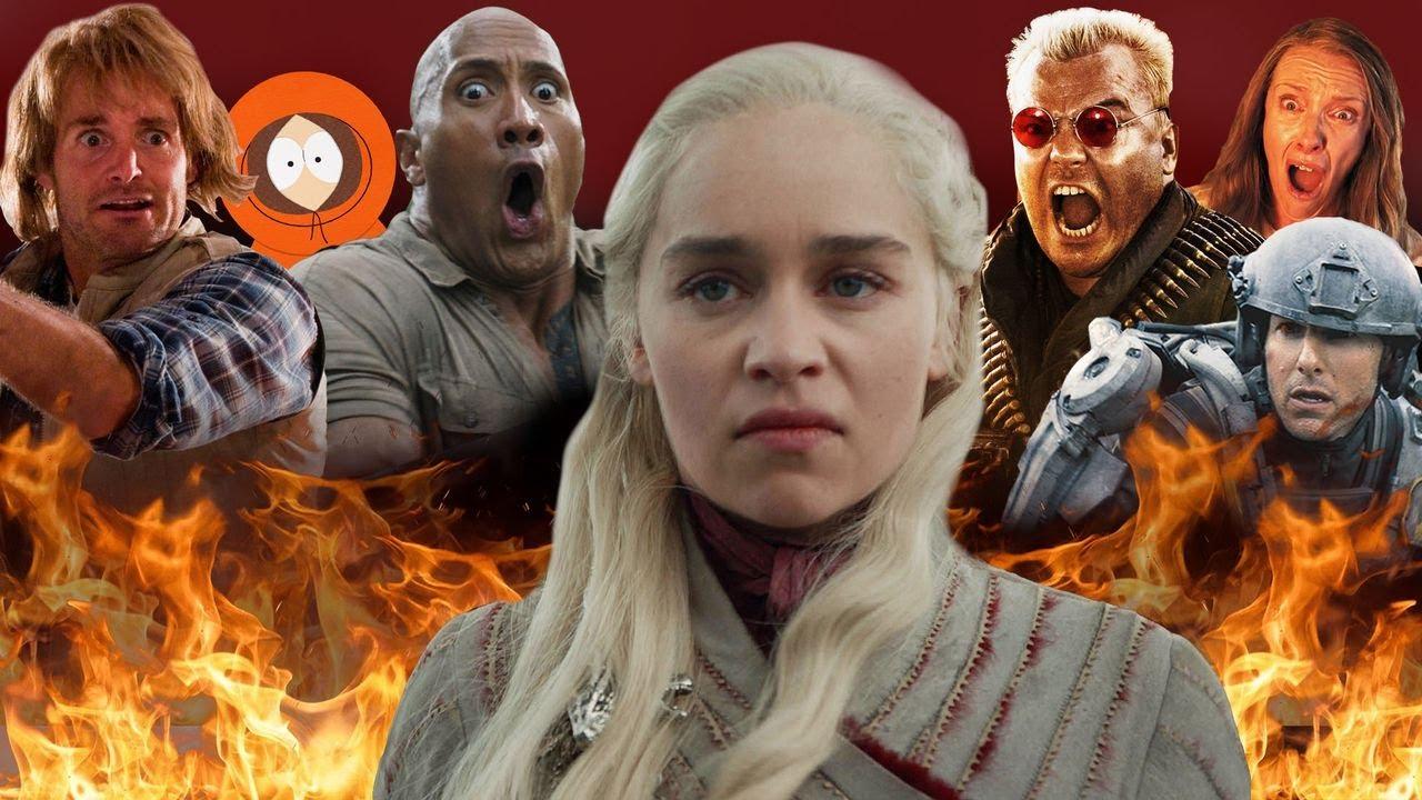 Daenerys Targaryen Burns Them All