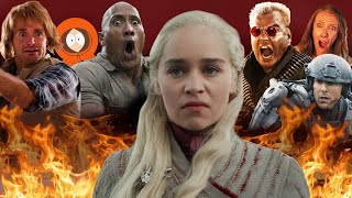 Daenerys Targaryen Burns Them All