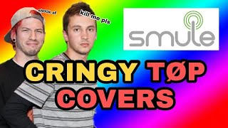 More CRINGY Twenty One Pilots COVERS (gross) (smule)