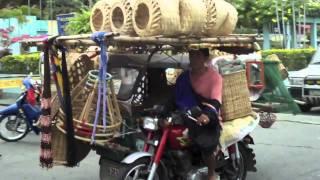 Walking Tour Tagudin (Town Proper), Ilocos Sur, Philippines (122210)