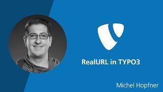 Webinar: RealURL in TYPO3   Mittwald