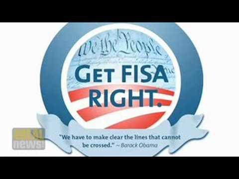 Democrats lose on FISA