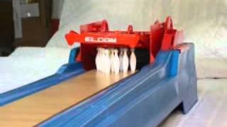 Eldon Bowl-A- Matic Bowling Game 4