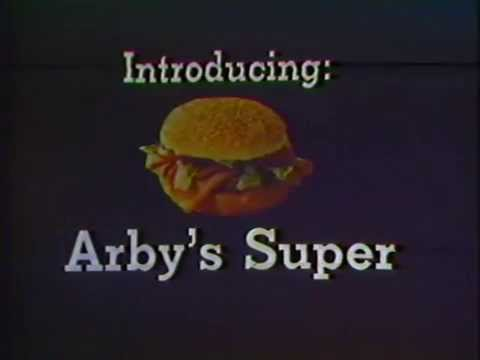 Arby's 1972 TV Commercial