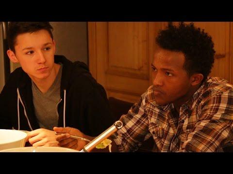 Gemeinsam Znacht - Ein Abendessen mit Flüchtlingen