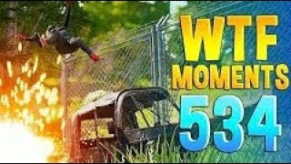 PUBG Daily Funny WTF Moments Highlights Ep 534