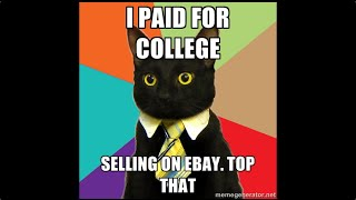 Scavenger Life Episode 155: Interview with Frank aka SkyHigh Paying for College with eBay