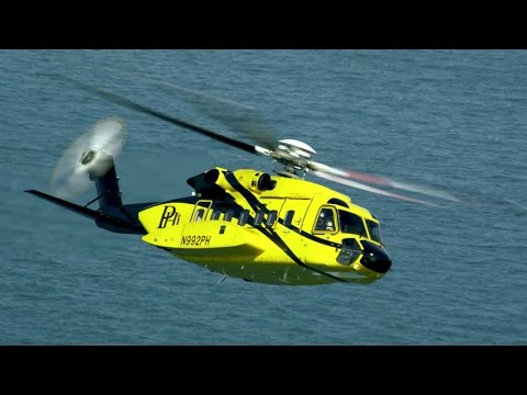 Sikorsky's S-92 Helicopter Gets Real-time Health and Usage Monitoring System – AINtv